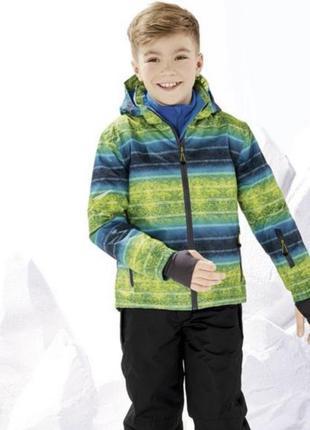 Зимний лыжный костюм crivit на мальчика 122-128 146-152