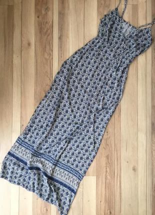 Платье натуральная ткань chicoree