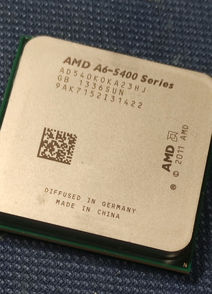 Процессор AMD A6-5400K | 3.8 GHz | FM2 FM2+ | 2 Ядра | Графика Ra
