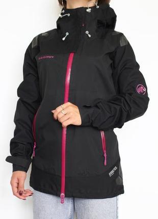 Ветровка легкая куртка на замке с капюшоном с мембраной осенная