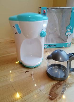 Кофеварка детская, бытовая техника игрушечная