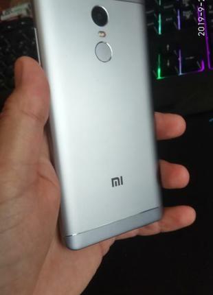Xiaomi Redmi Note 4 3/32 Grey GLOBAL + 2 бампера ЛЮБАЯ ПРОВЕРКА