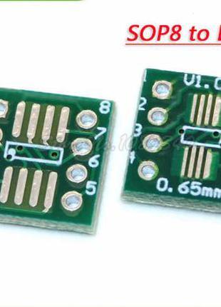 20 шт. Плата для переноса печатной платы DIP Pin Board Pitch Adap