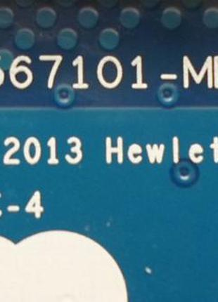 Материнская плата для HP ProBook 645 G1 6050a2567101-mb-a03