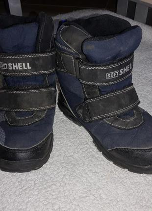 Зимние ботинки детские/ сноубутсы