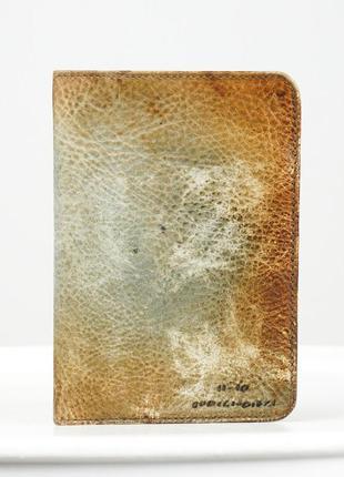 Итальянский кошелек - портмоне ручной работы undici-dieci