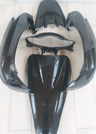 Комплект пластика Новий. Honda Dio 56/57