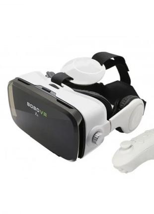 Очки виртуальной реальность 3D VR Z4 BOX с наушниками и пультом
