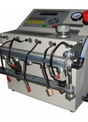 Спринт 6 (Sprint 6) стенд для проверки и очистки бензиновых форсу