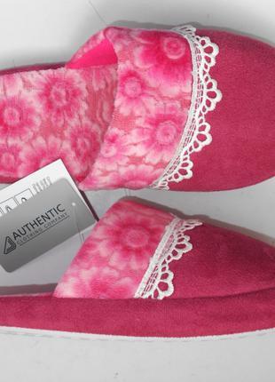 Тапочки комнатные женские Authentic
