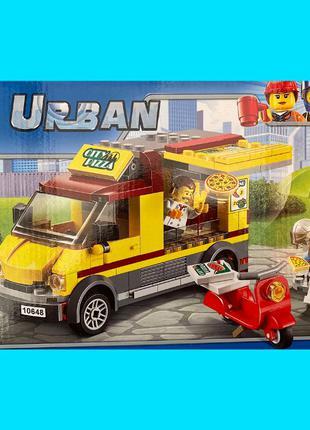 Bela(LEGO) Конструктор URBAN МНОГО Видов