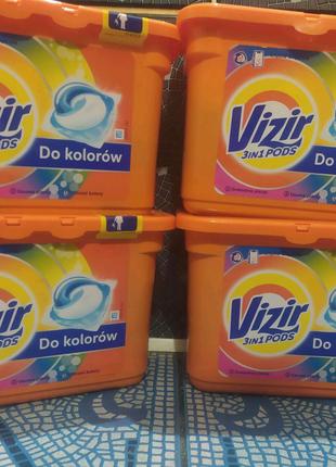 Капсули Візір Vizir