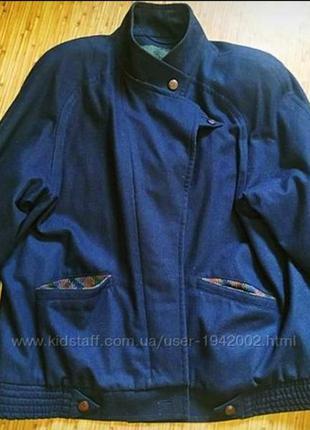 Женское короткое пальто куртка ветровка