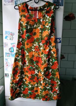 Сарафан женский платье летнее