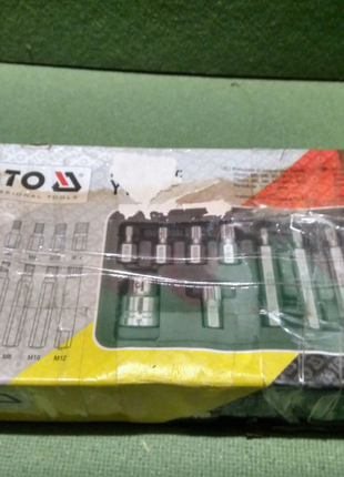 Набор бит YATO YT-0415 Польша!