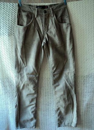 Вельветовые брюки- джинсы spogi.турция. w29,30 l34, демисезон