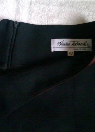 Женская юбка миди с разрезом и высокой посадкой Ambra Tabacchi Ит