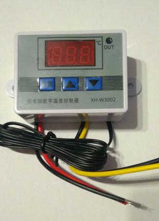 Терморегулятор Термореле Термостат W3002 220 В 1500 Вт