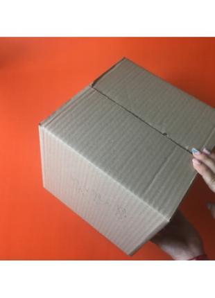 Коробка картонная 240*240*215 мм