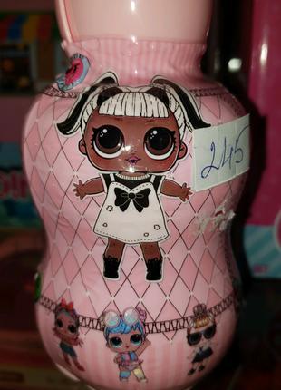 Куколка Лол в бутылочке Lol