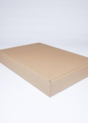 Коробка картонная 340*240*50 мм (самосборная)