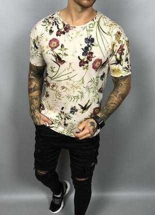 Мужская футболка от zara (#1f450)