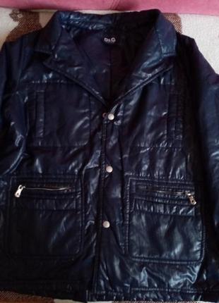 Куртка - пиджак деми на мальчика оригинал