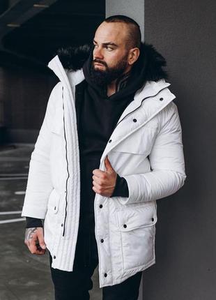 Зимняя куртка asos аляска