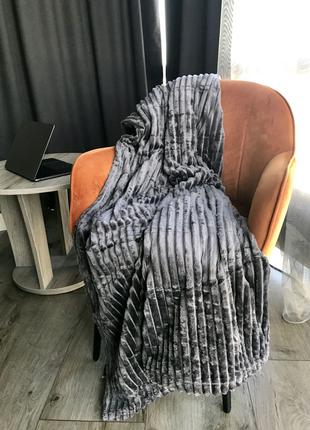 Плед микрофибра шарпей