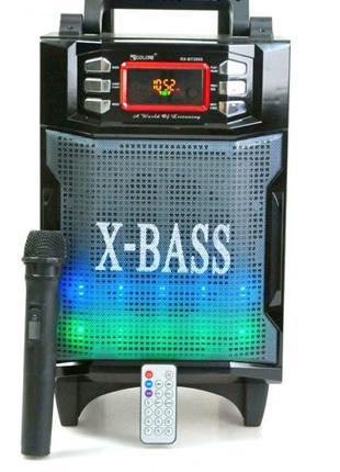 Колонка комбик Golon RX-2900 BT c Bluetooth и микрофоном