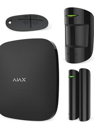 Сигнализация Ajax StarterKit White and Black
