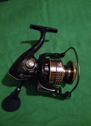 Катушка рыболовная для спиннинга SeaKnight TREANT II 5000H Новая