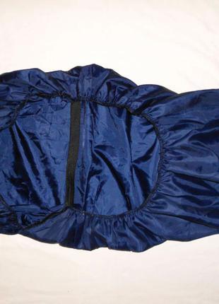 Чехол на рюкзак накидка от дождя и снега