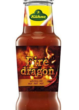 Соус Kuhne Огненный дракон 250 мл.