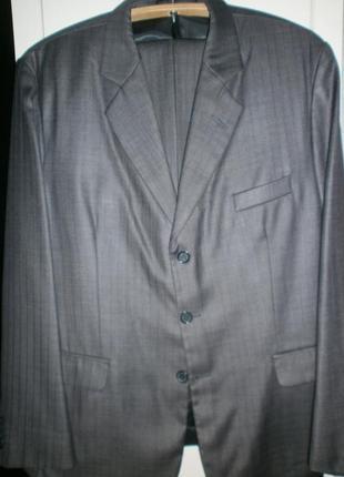 Мужской костюм+рубашка в подарок