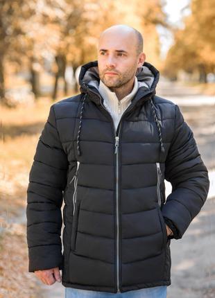 Зимняя мужская куртка montan