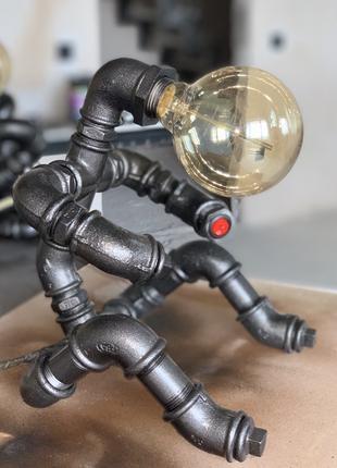 Настольный светильник в стиле лофт ( Loft )