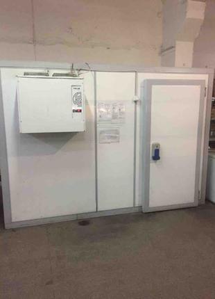Холодильная камера POLAIR КХН-13,22 с Моноблок ММ 218 б/у