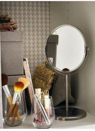 Идеальные двухсторонние зеркала для нанесения макияжа . ИКЕА ....