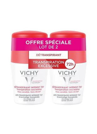 Дезодорант-антистресс deo-stress resist 72h vichy