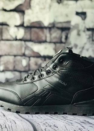 Мужские Зимние⛄️ Ботинки на приятному меху🤤