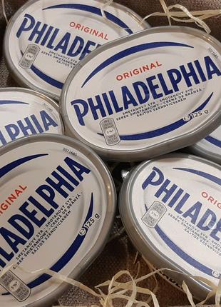 Мягкий крем-сыр Philadelphia