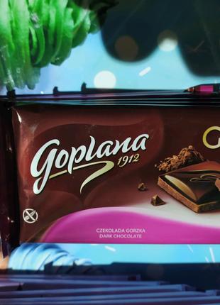 Шоколад Goplana gorzka klasyczna