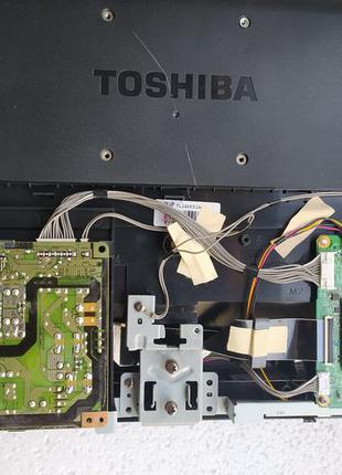 Телевизор TOSHIBA 24P1306EV на запчасти