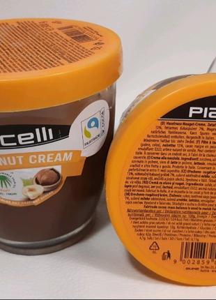 Паста Piacelli крем какао и орех