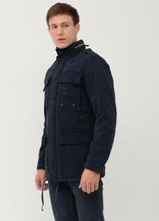 Brandit ryan зимняя милитари куртка тактическая m65