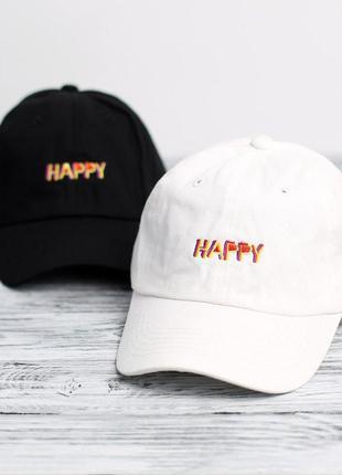 "Кепки ""happy"""