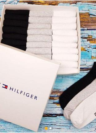 Набор мужских носков 🧦 tommy hilfiger 30 шт.