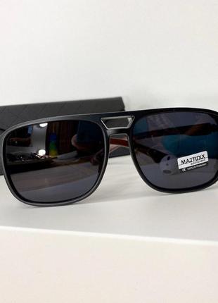 Мужские солнцезащитные 😎 очки matrix