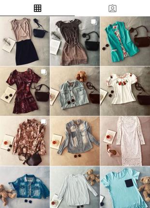 Платья, блузки, рубашки, футболки, жилетки